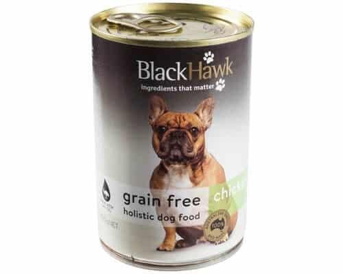 Black Hawk Grain-Free Canned Dog Food