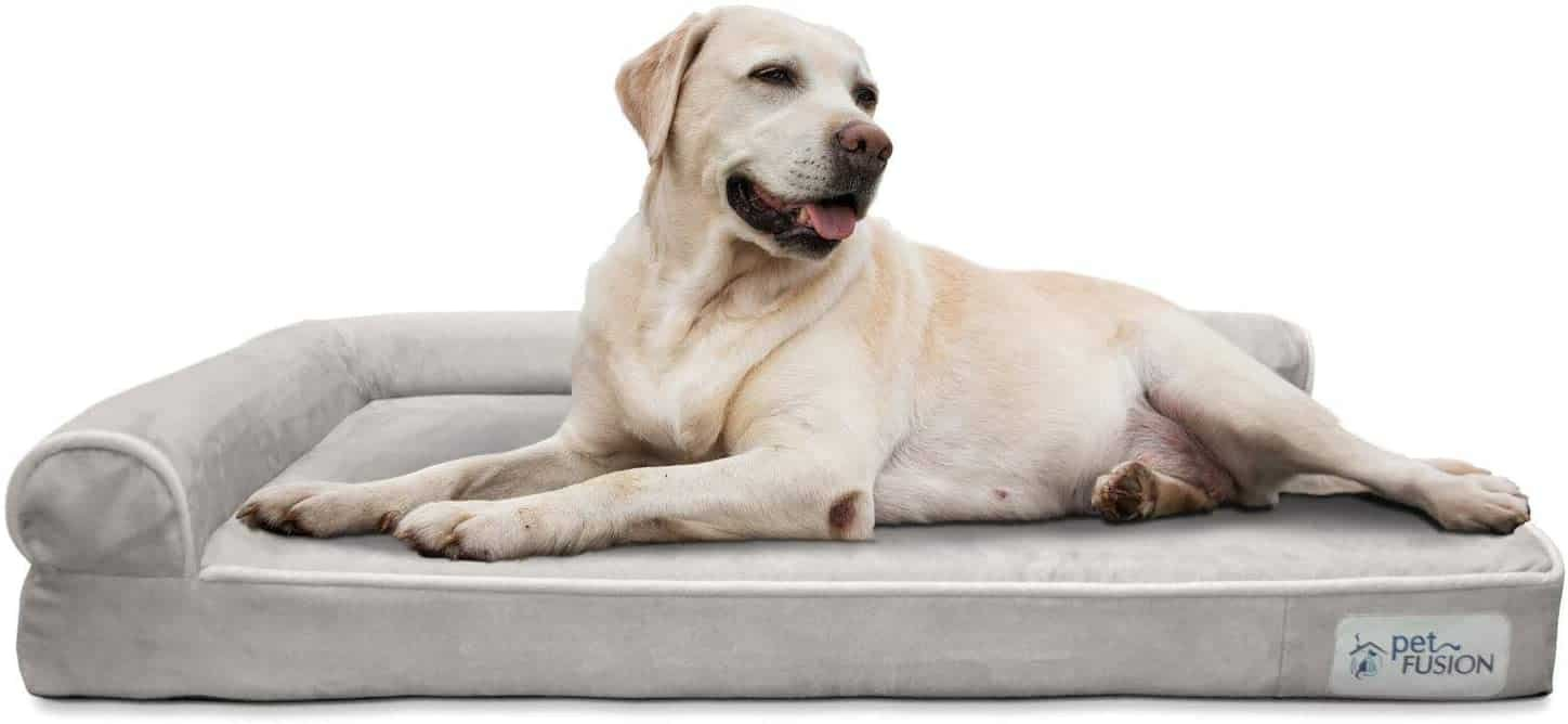 PetFusion Better Lounge Dog Bed