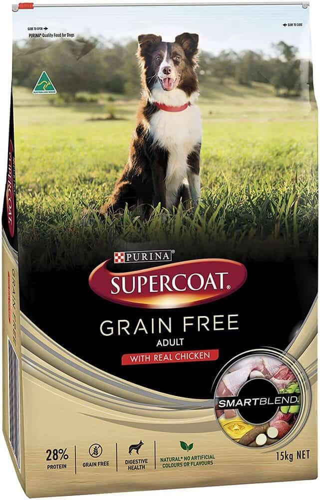Supercoat Adult Dog Grain Free Chicken