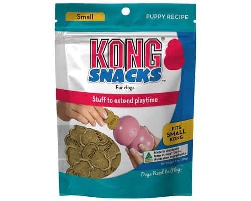 Kong Snacks Puppy Recipe